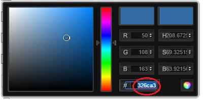 colour RGB code