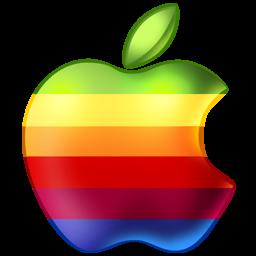 Apple-Rainbow-icon